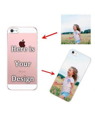 Custom Soft iPhone 5C Case | My Design List