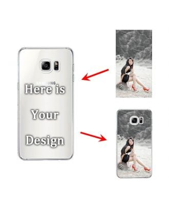 Personalized Phone Case for Samsung Galaxy S6 Edge - 100% Satisfaction Guaranteed
