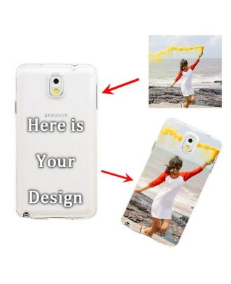 Custom Monogrammed / Photo Phone Case for Samsung Galaxy Note 3