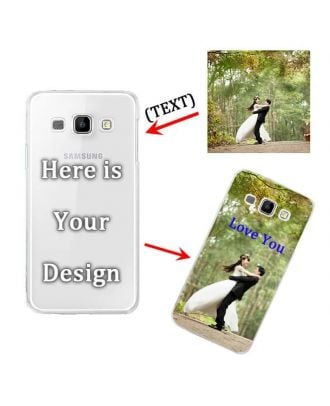Custom Cases: Design Your Own Samsung Galaxy A5(2015) Cases & Covers Online